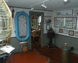 museum interior Navigation Room 1