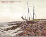 09 Wreck of the Sadie & Lillie 1903