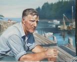 Albert Curtis Painting