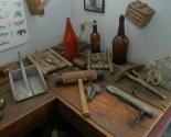 museum interior Fish House Room 2