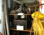 museum interior Fish House Room 4