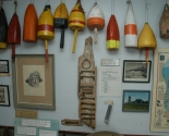 museum interior Fish House Room 5