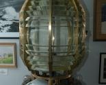 museum interior Navigation Room Fresnel Lens