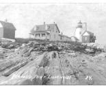 1917 Postcard Light w Pole 2